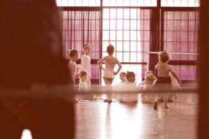 Ser mamá de una bailarina